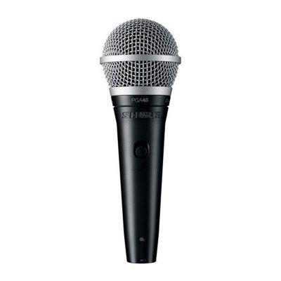 Shure - Shure PGA48 XLR-E Cardioid Dinamik Solist Mikrofonu