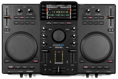 Stanton - Stanton SCS.4 DJ Setup