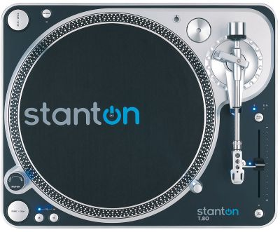 Stanton - Stanton T.80 Direct Drive Turntable