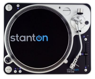 Stanton - Stanton T.90 USB Direct Drive Turntable