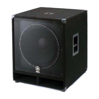 Yamaha - Yamaha SW-118 VE 18 inç Pasif Subbass