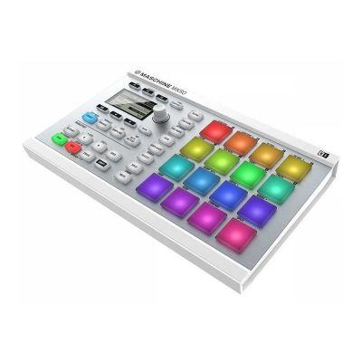 Native Instruments - Native Instruments Maschine Mikro MK2 (White)