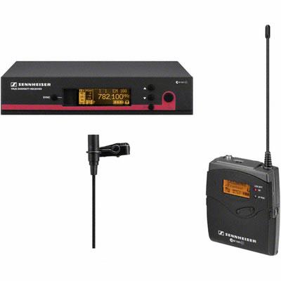 Sennheiser - Sennheiser EW 112 G3 Yaka Çok Yönlü Mikrofonu