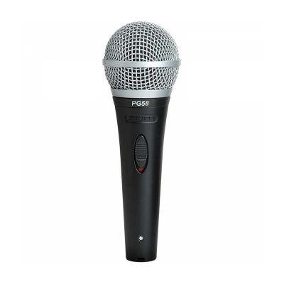Shure - Shure PG58-XLR-B El Tipi Dinamik Vokal Mikrofon