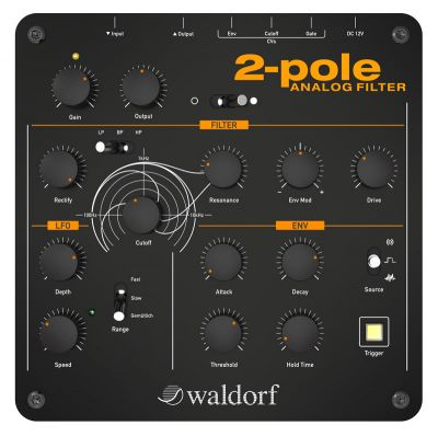 Waldorf - Waldorf 2-Pole Filter Analog Filter