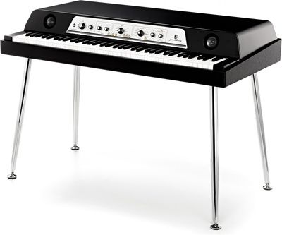 Waldorf - Waldorf Zarenbourg Black Limited Edition 76 Tuş Stage Piyano