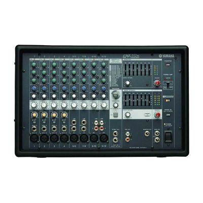 Yamaha - Yamaha EMX-512SC 12 Kanal Amfili Mikser