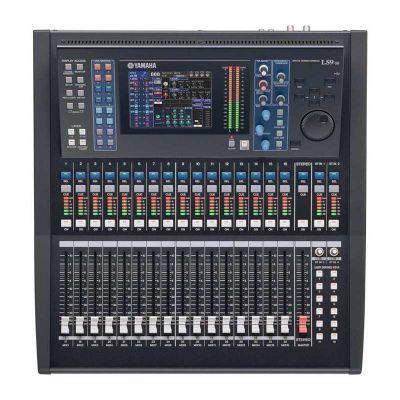 Yamaha - Yamaha LS9-16 16 Kanal Dijital Mikser