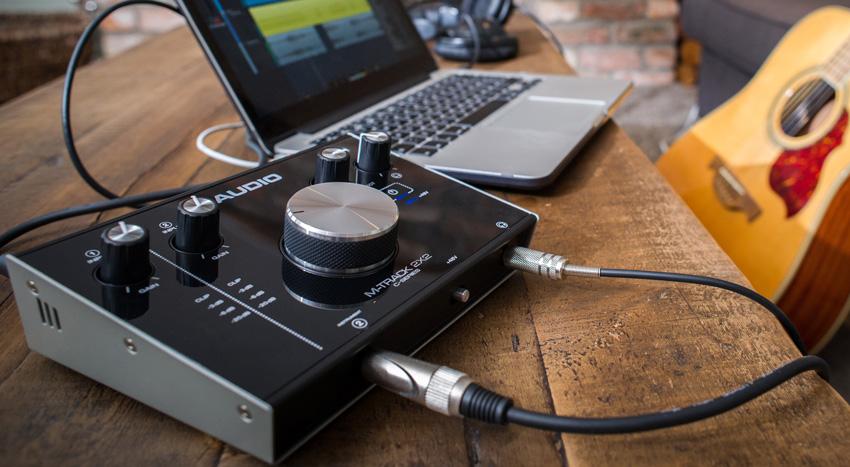 M-Audio Eco Paket