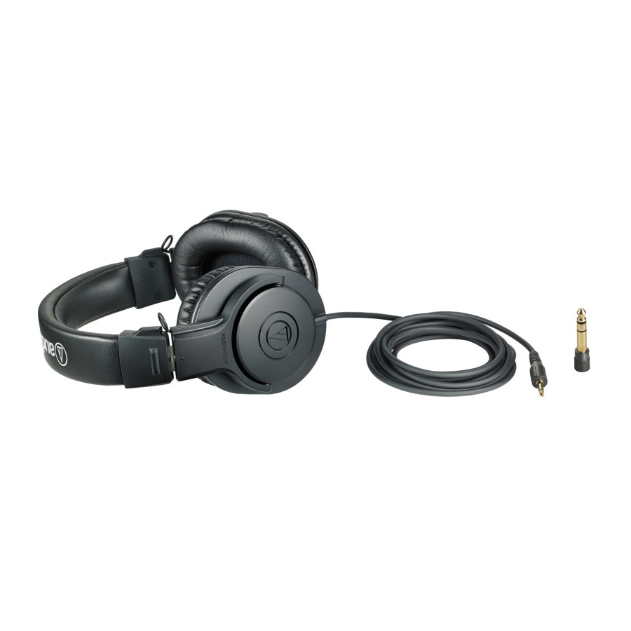 Audio-Technica ATH-M20x Stüdyo Referans Kulaklığı
