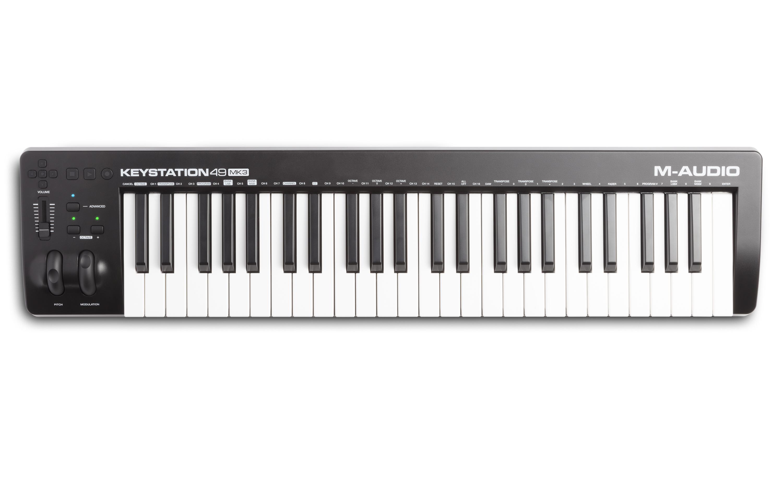 M-Audio Keystation 49 Mk3 4