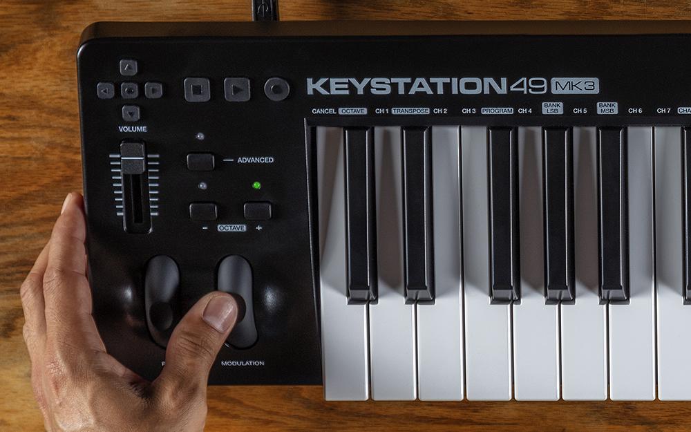 M-Audio Keystation 49 Mk3 1