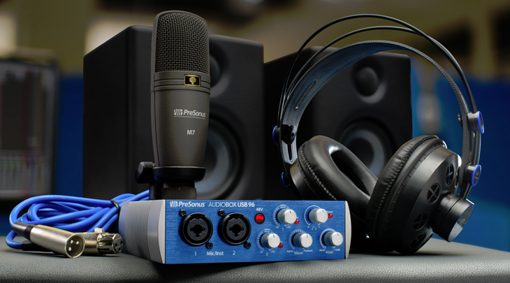 PRESONUS AudioBox 96 Ultimate Studio 1