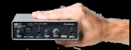 STEINBERG UR 12 - USB 2.0 Ses Kartı