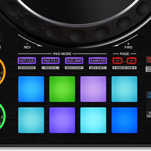 Pioneer DJ DDJ-1000 RekordBox Controller