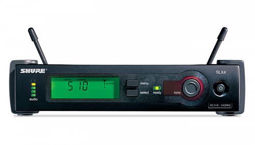 Shure SLX24 / SM58 Tek El Telsiz Kablosuz Mikrofon
