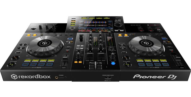 Pioneer DJ XDJ-RR RekordBox Controller