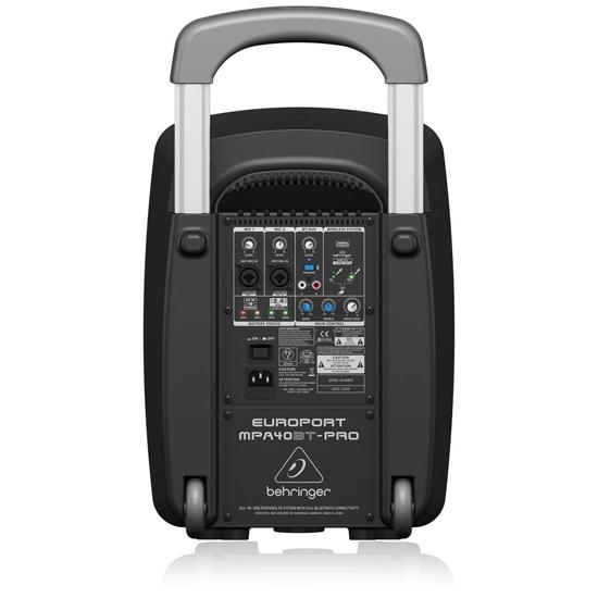Behringer MPA40BT Pro 40 Watt 8