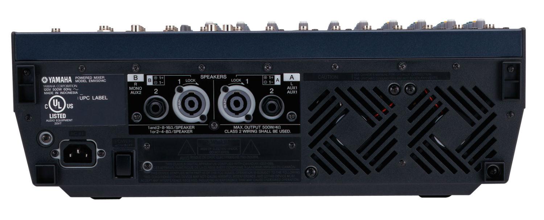 Yamaha EMX-5014C 14 Kanal Amfili Mikser