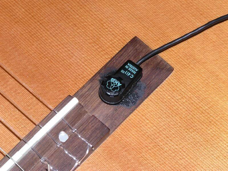 Akg C411 PP Yaylı Enstrümanlar için Condenser Mikrofon