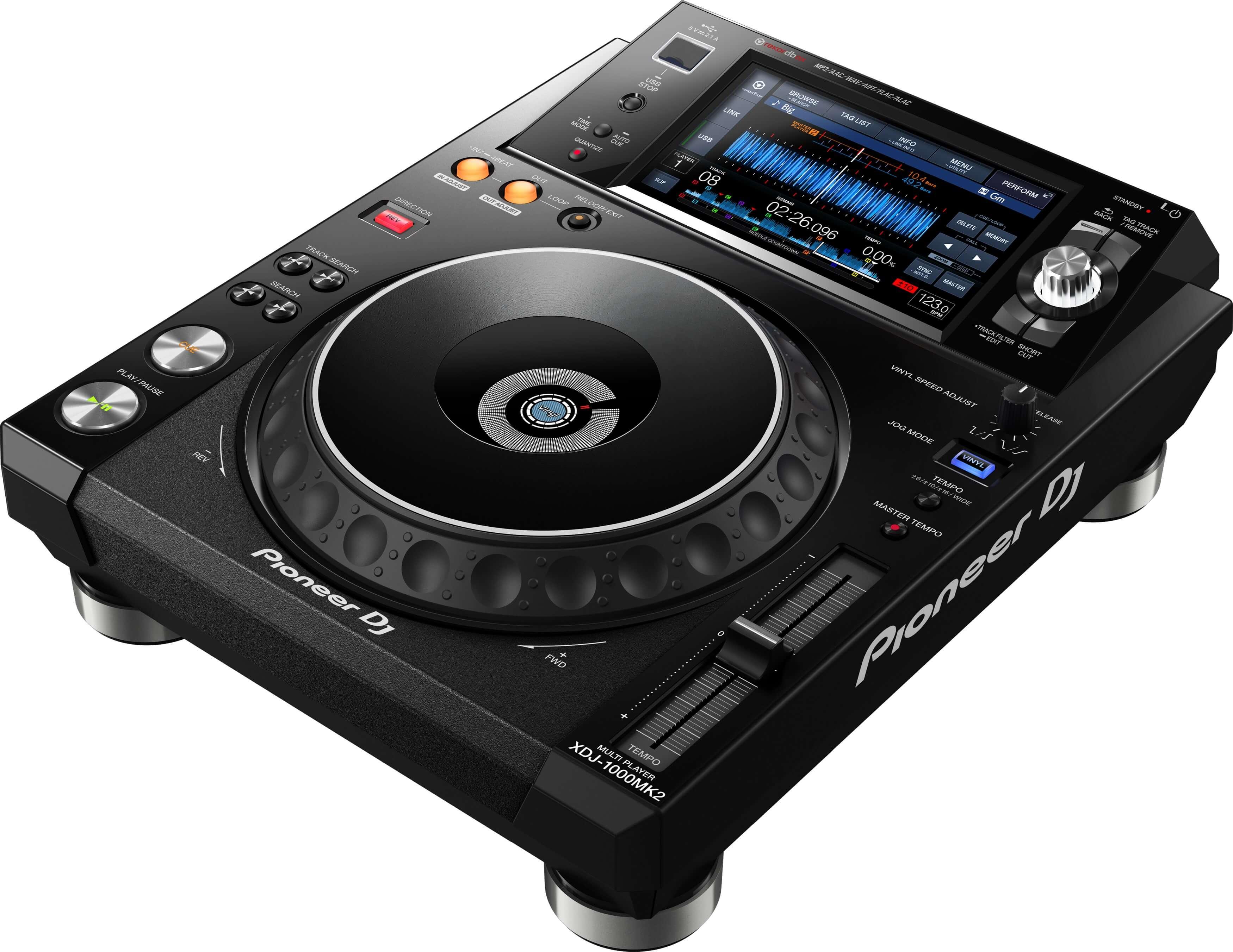 Pioneer XDJ 1000 MK2 Dj Player