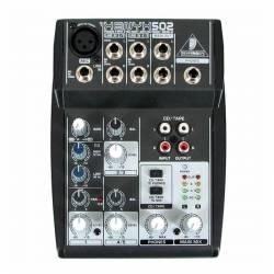 Behringer - Behringer Xenyx 502 5 Kanal Deck Mikser