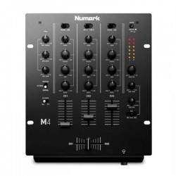 Numark - Numark M4 3 Kanal Scratch Mikser
