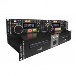 Denon DJ - Denon DN-D4500 MK2 Dual Media Player DN D4500