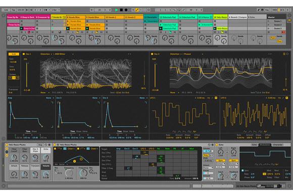 Ableton Live 10 Suite (EDU) Öğrenci/Öğretmen indirimli