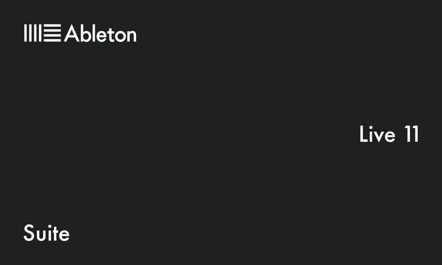 Ableton Live V11 Suite