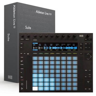 Ableton - Ableton Push 2 + Live 10 Suite Yazılım Hediye