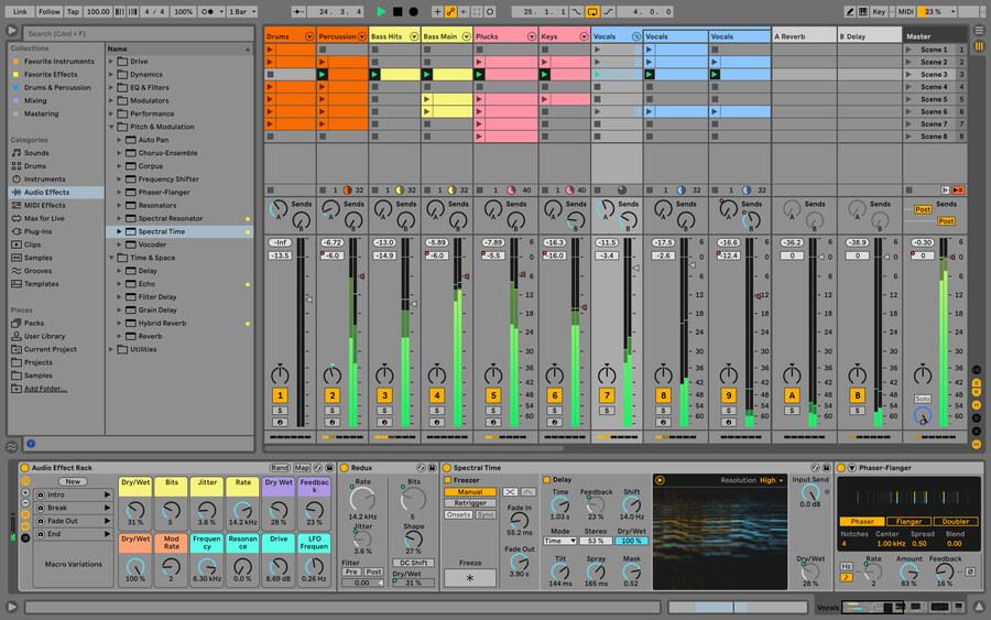 Ableton Push 2 + Live 11 Suite Yazılım Hediye
