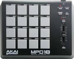 Akai - Akai MPD-18 USB Midi Kontrol Cihazı