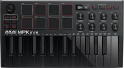 Akai - AKAI MPKMINI 3 Black Midi Klavye