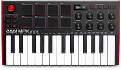 Akai - AKAI MPKMINI 3 Midi Klavye