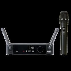 - AKG DMS300 Vocal Set Kablosuz El Mikrofon Seti