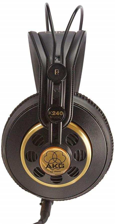 AKG K240 STUDIO Yarı Açık Stüdyo Kulaklığı