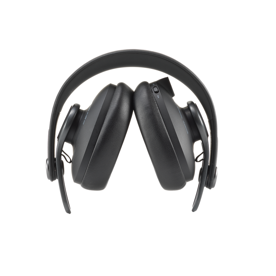 AKG K371-BT Bluetooth'lu Kapalı Stüdyo Kulaklık