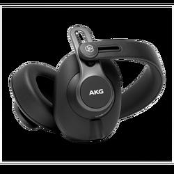 AKG K371 Kapalı Arkalı Stüdyo Referans Kulaklık - Thumbnail