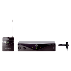 Akg - AKG - Perception Wireless 45 Presenter Kablosuz Yaka Mikrofonu Seti