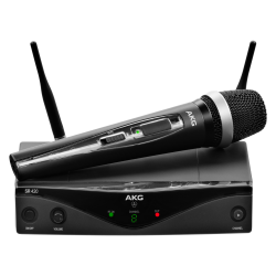 Akg - AKG - WMS420 VOCAL SET Band A Kablosuz El Mikrofonu