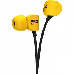 Akg - AKG Y20U Kulakiçi Kulaklık IE Sarı