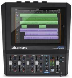 Alesis - Alesis IOMIX iPad için Ses Kartı ve Mixer