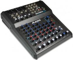 Alesis - Alesis MultiMix 8 USB FX - Efektli 8 Kanal USB Mikser / Ses Kartı