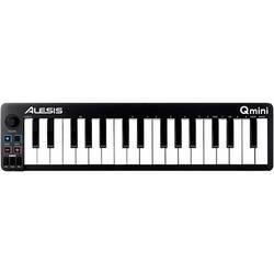 Alesis - ALESIS QMINI / Kompakt 32-Tuş MIDI Klavye