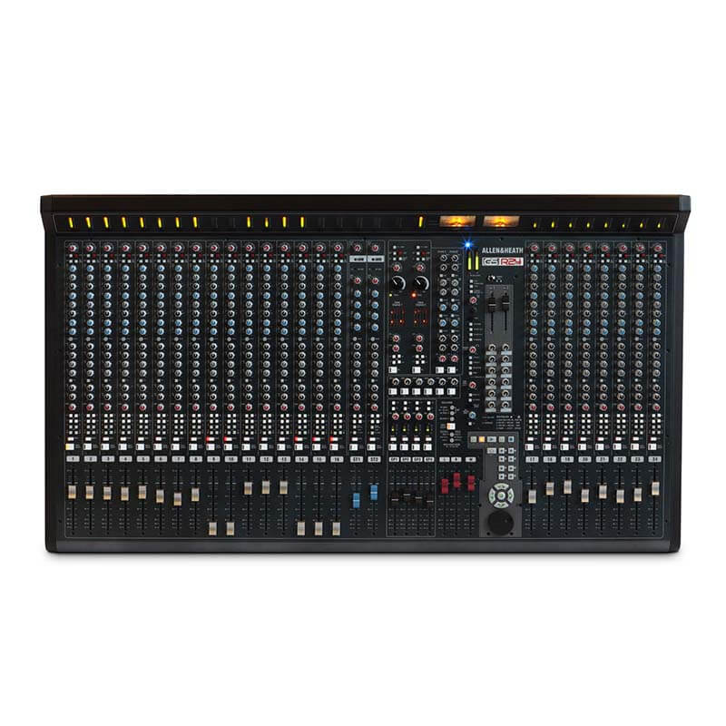 allen heath gs r24m st dyo mixer daw controller motorize fader en iyi fiyatlar infomusic 39 de. Black Bedroom Furniture Sets. Home Design Ideas