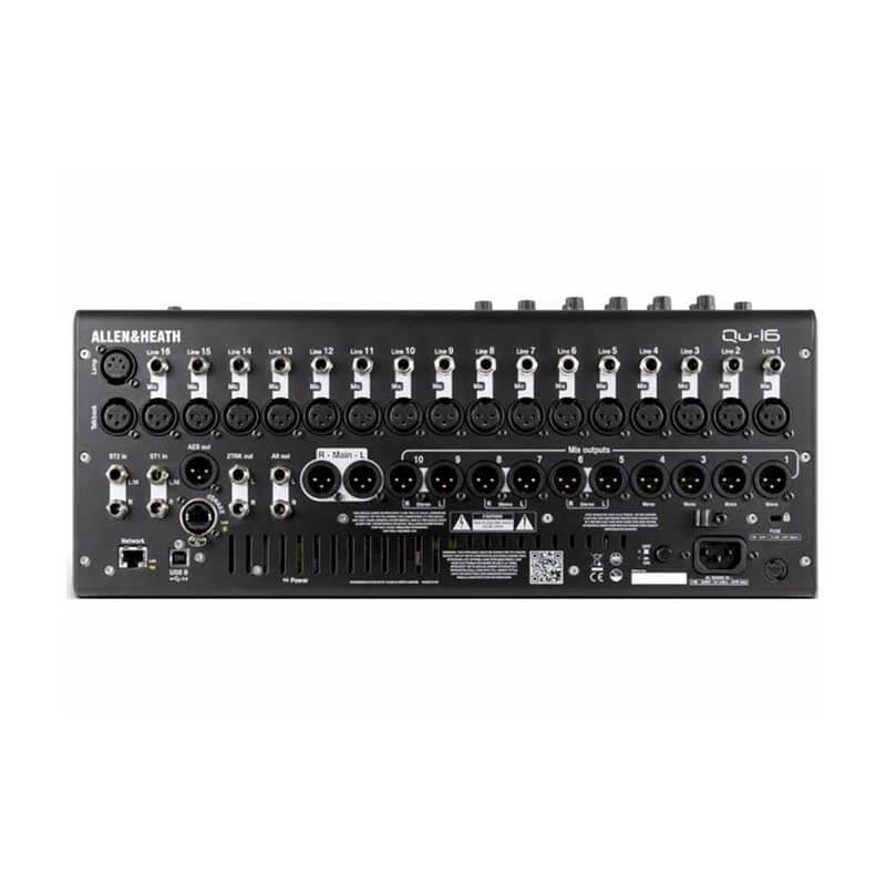 Allen & Heath QU-16 16 Kanal Dijital Mikser