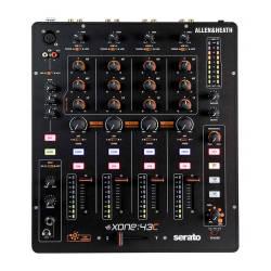 Allen & Heath - Allen & Heath Xone:43C 4 Kanal DJ Mikser