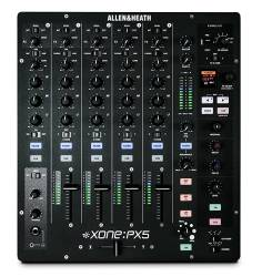 Allen & Heath - Allen & Heath XONE:PX5 Profesyonel DJ Mikseri