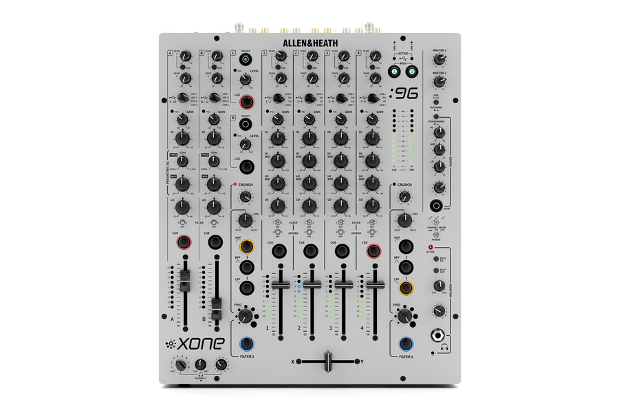 Allen & Heath Xone:96 4 Kanal Analog DJ Mikseri